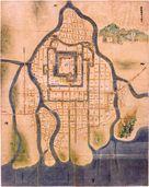 安芸国広島城所絵図…