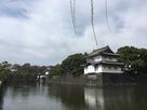 富士見櫓、桔梗紋、辰巳櫓…