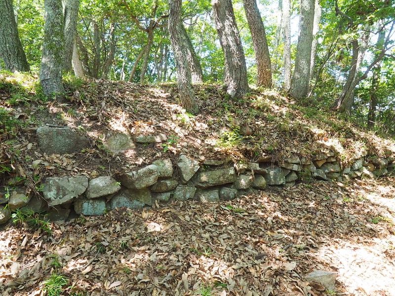 石垣◆飛騨の丸