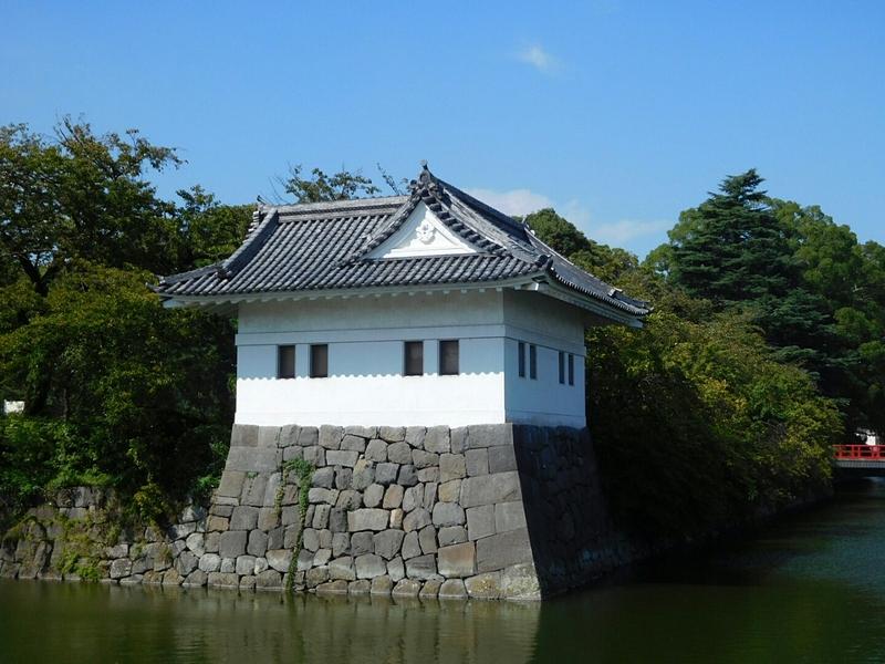 二の丸隅櫓