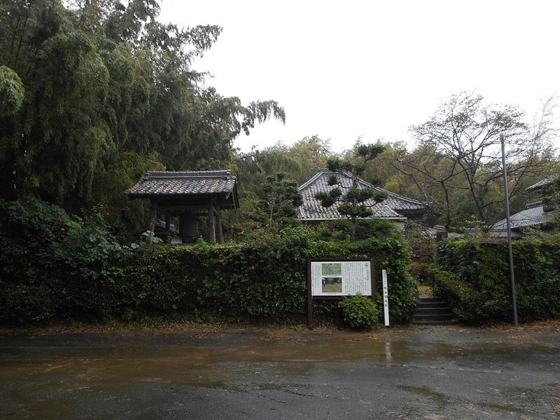 軽海西城(円長寺)