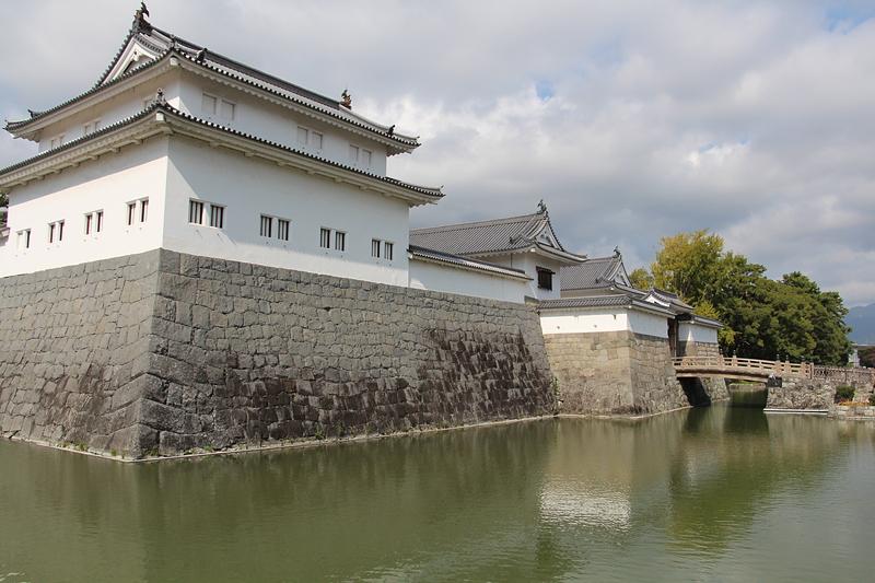 巽櫓と東御門