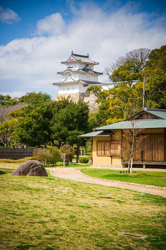 武蔵の庭園[明石城]