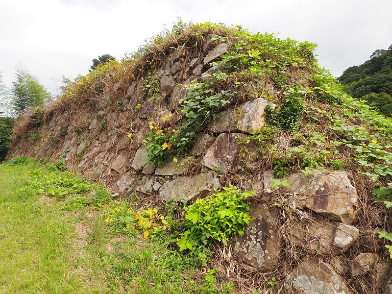 多聞櫓跡石垣