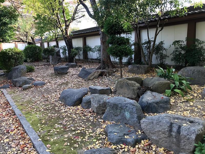 名古屋城築城の残石[古渡城]