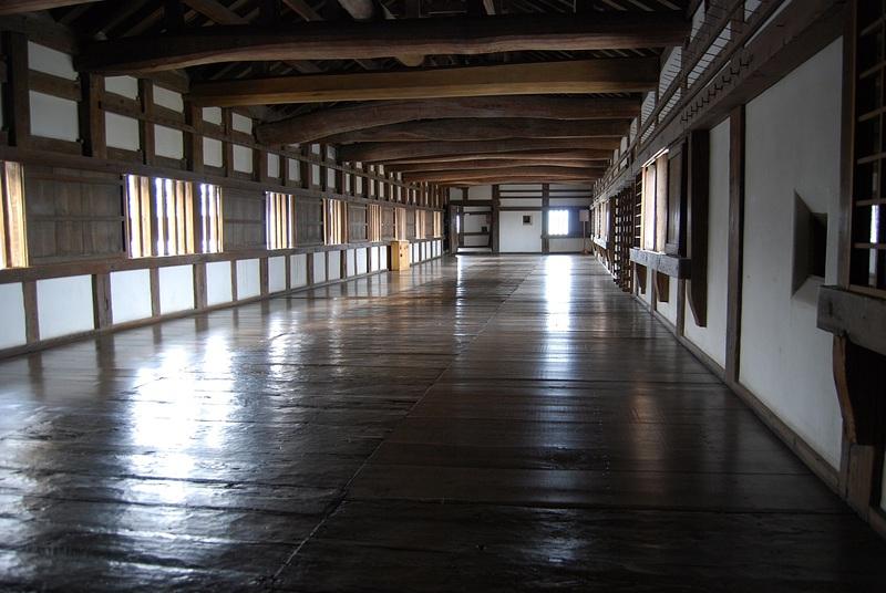 ロの渡り櫓[姫路城]
