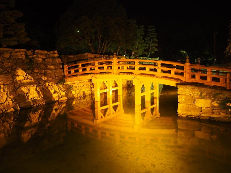 数寄屋橋ライトアップ
