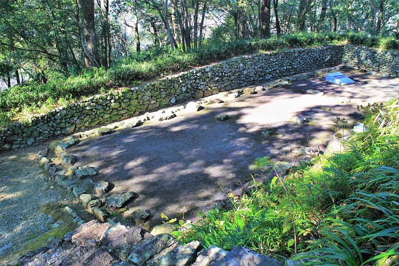 三ノ段礎石建物跡