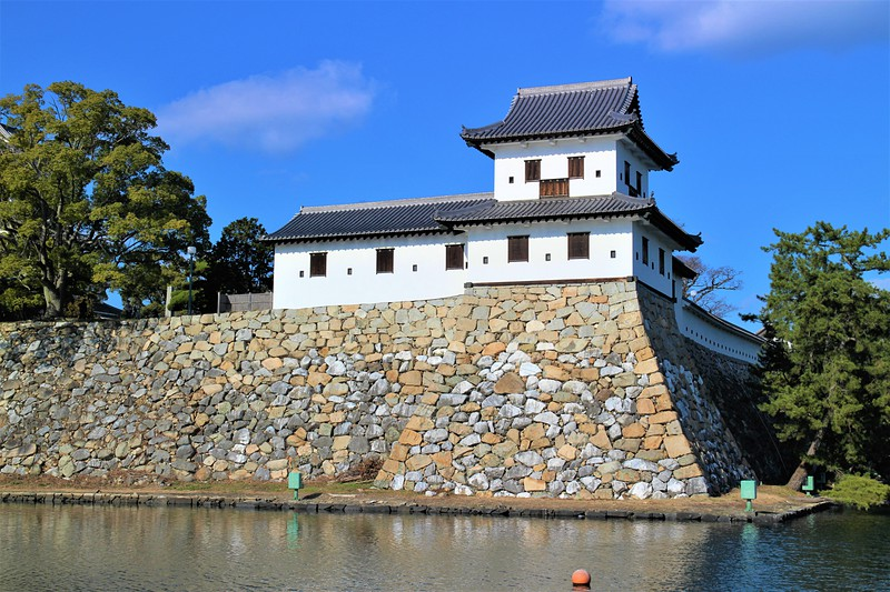 御金櫓(南東側)