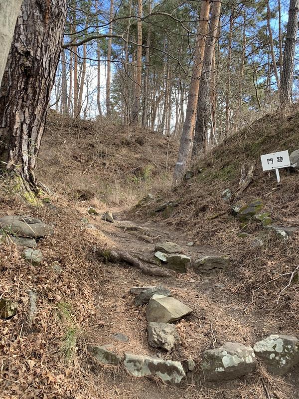 虎口・門跡