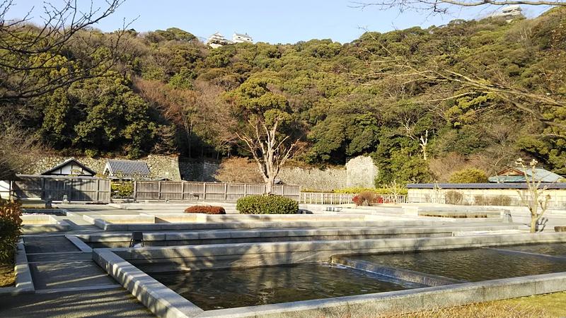 攻城団 | 松山城の写真:奥御殿跡流水園