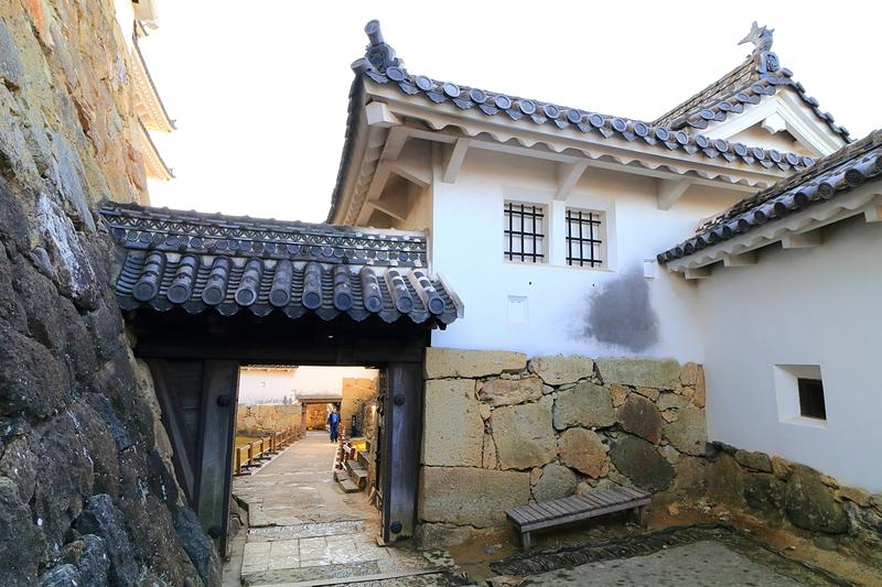 水二門とニの櫓