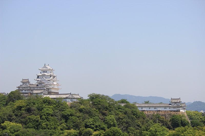 景福寺公園よりの遠景。
