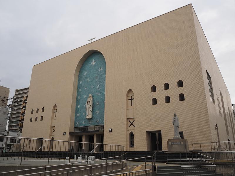 聖マリア大聖堂 カトリック玉造教会