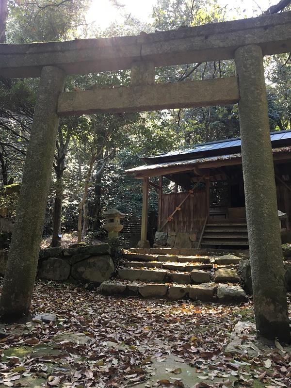 道中の猿田彦神社