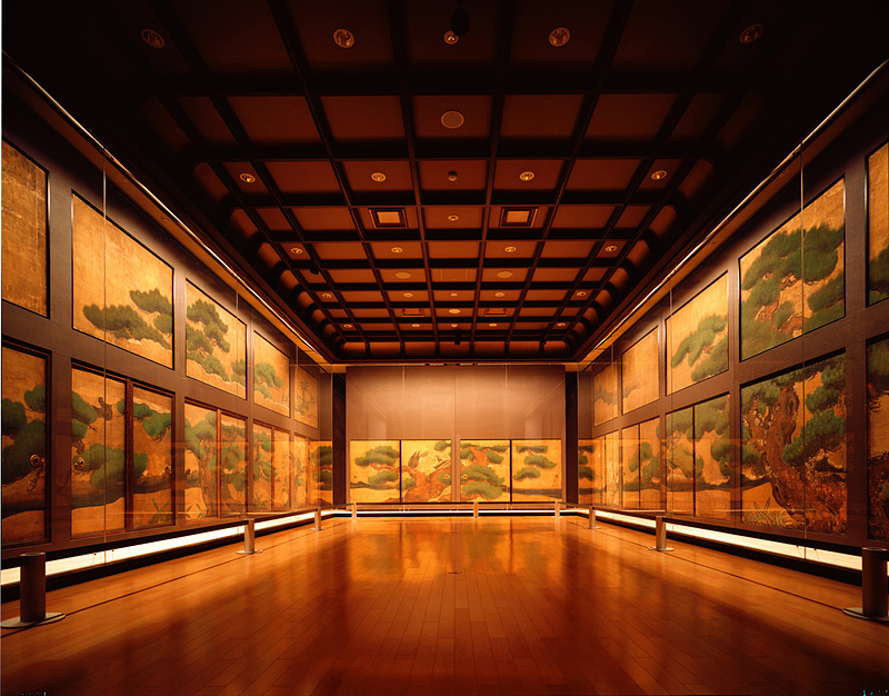 二条城障壁画 展示収蔵館[二条城]
