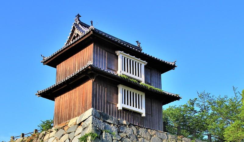 祈念櫓(北東側)