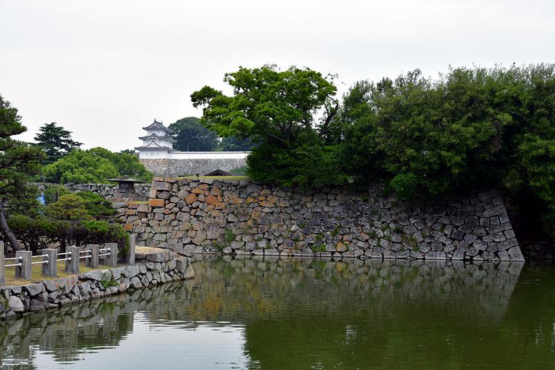 外堀と坤櫓