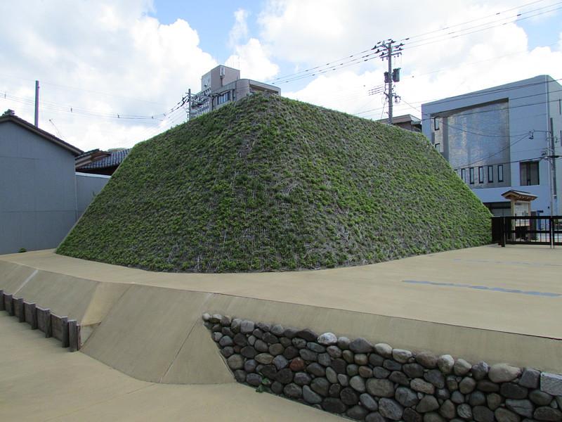 金沢城惣構跡 枡形遺構
