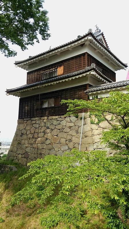 西櫓[上田城]