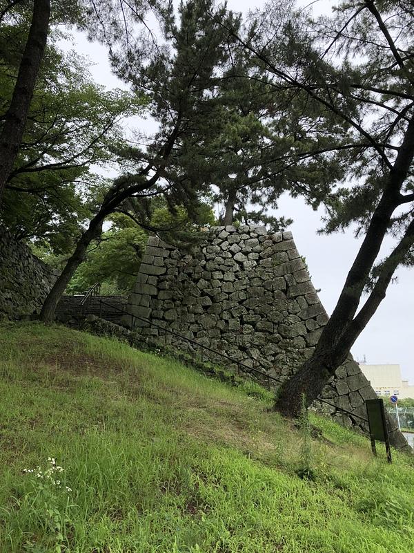 月見櫓台(蜜柑丸より)