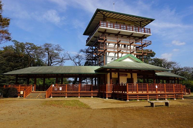 枡形山展望台