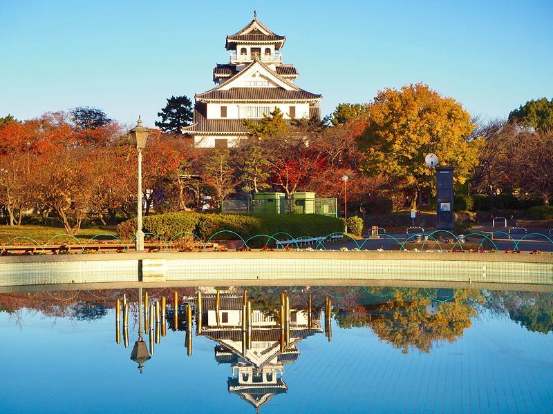 秋の豊公園