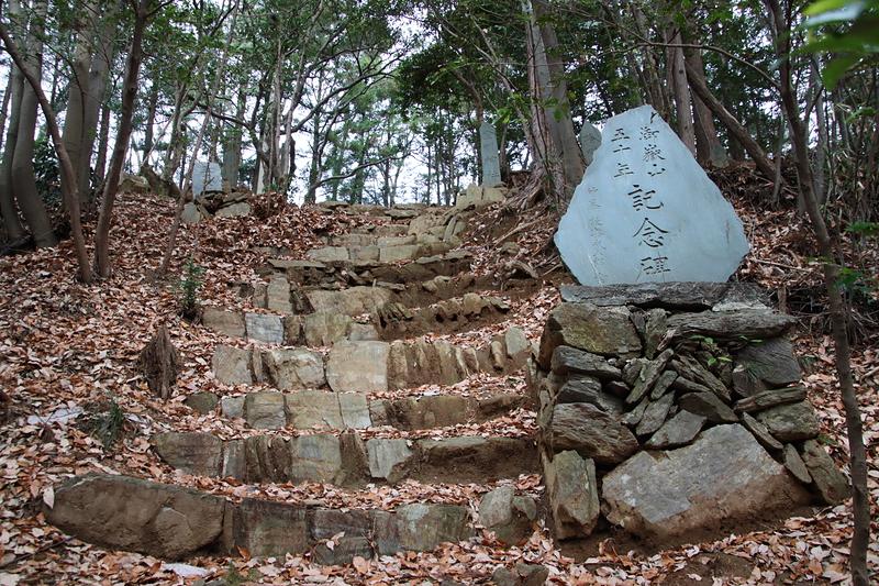 御嶽神社入口