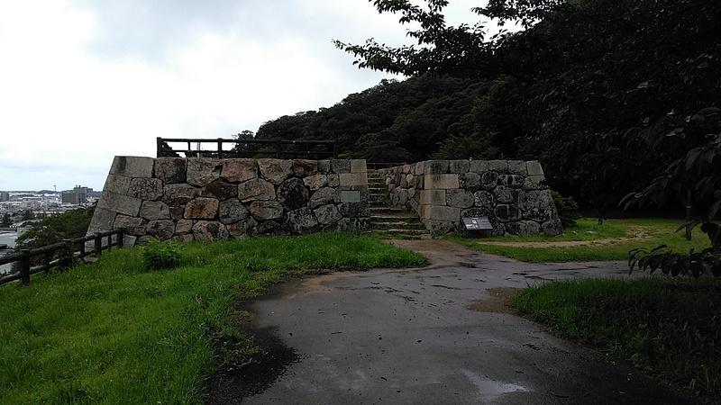 御三階櫓(東側から)