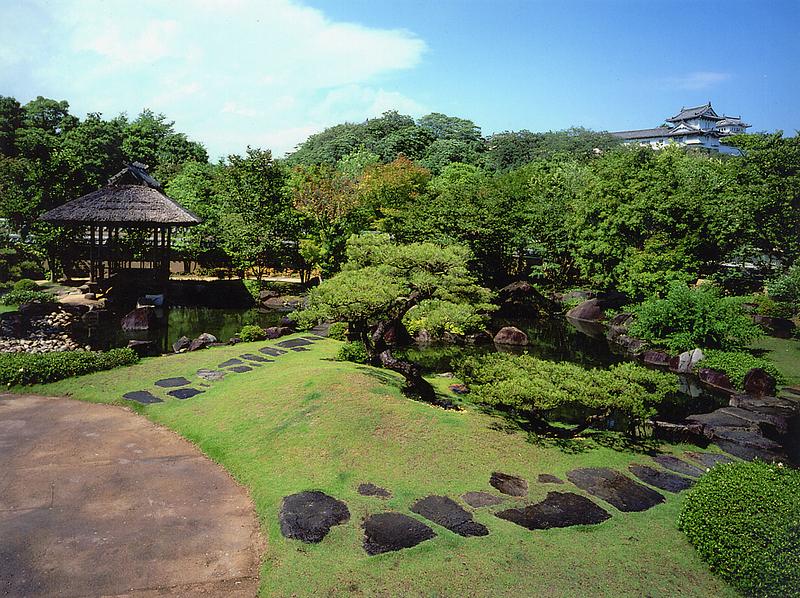 築山池泉の庭(好古園)