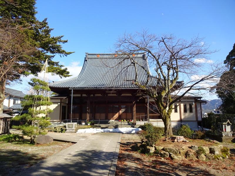 白道寺[丸岡城]