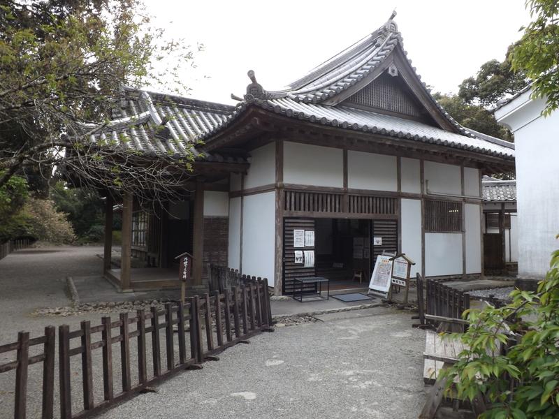 飫肥城・松尾の丸