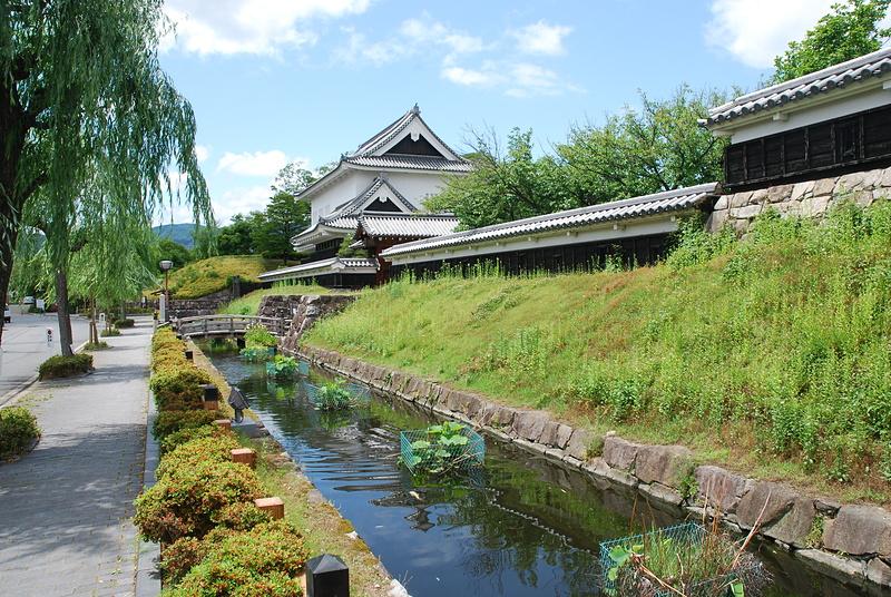 勝竜寺城公園