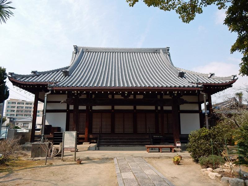 正玄寺(塚口御坊跡)