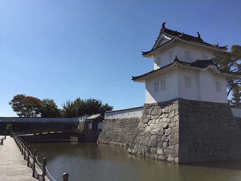 大手門と櫓
