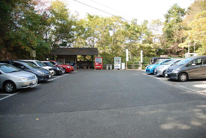 ふいご峠駐車場