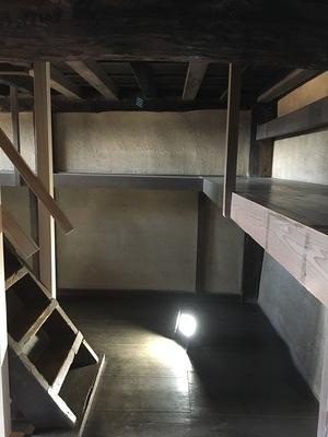 折廻り櫓1階