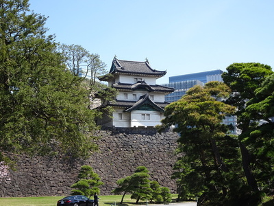 富士見櫓(2018春)