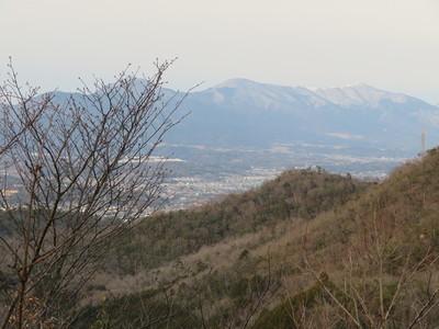 本丸から北東眺望