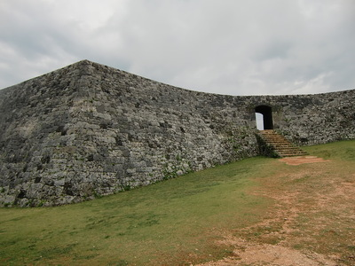 二郭の城壁