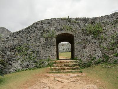 二郭の拱門