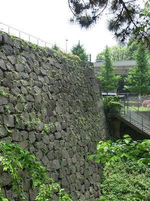 赤坂見附石垣