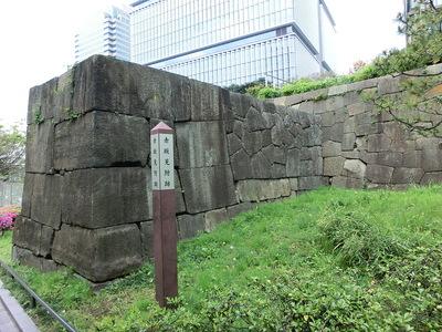 赤坂見附枡形石垣2