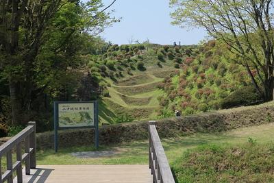 二ノ丸橋からの風景
