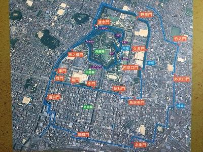城域地図(抜粋)