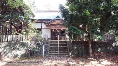 波多城 波多八幡神社