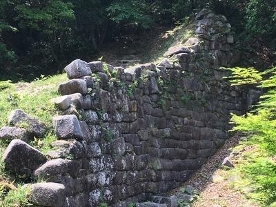中門(左サイドから)