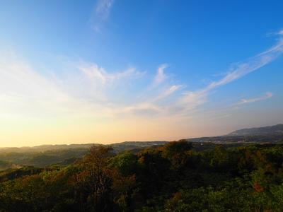 見張台からの眺望