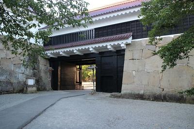 表門(鉄門)