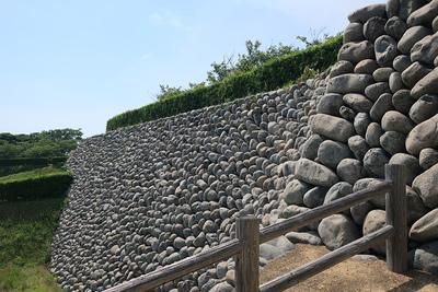 本丸玉石垣